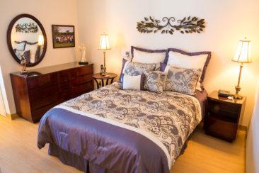 Aux Résidences Le 1615 et Le 1625, vous bénéficierez d'un logement rénové et aménagé pour maximiser votre confort